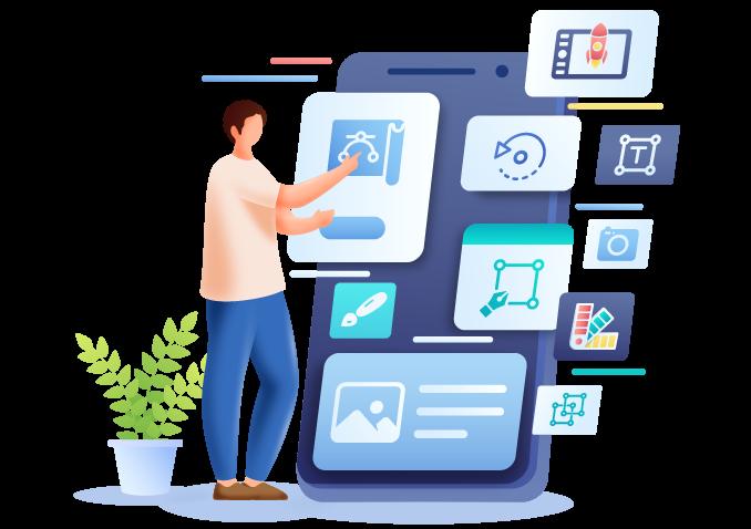 Allies Interactive Platform Freepixel