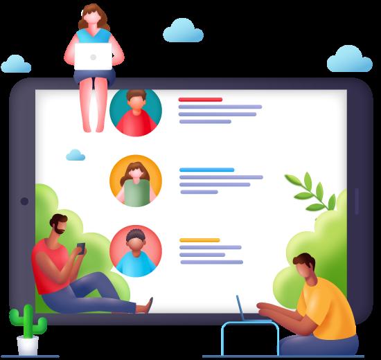 Allies Interactive Customer Feedback
