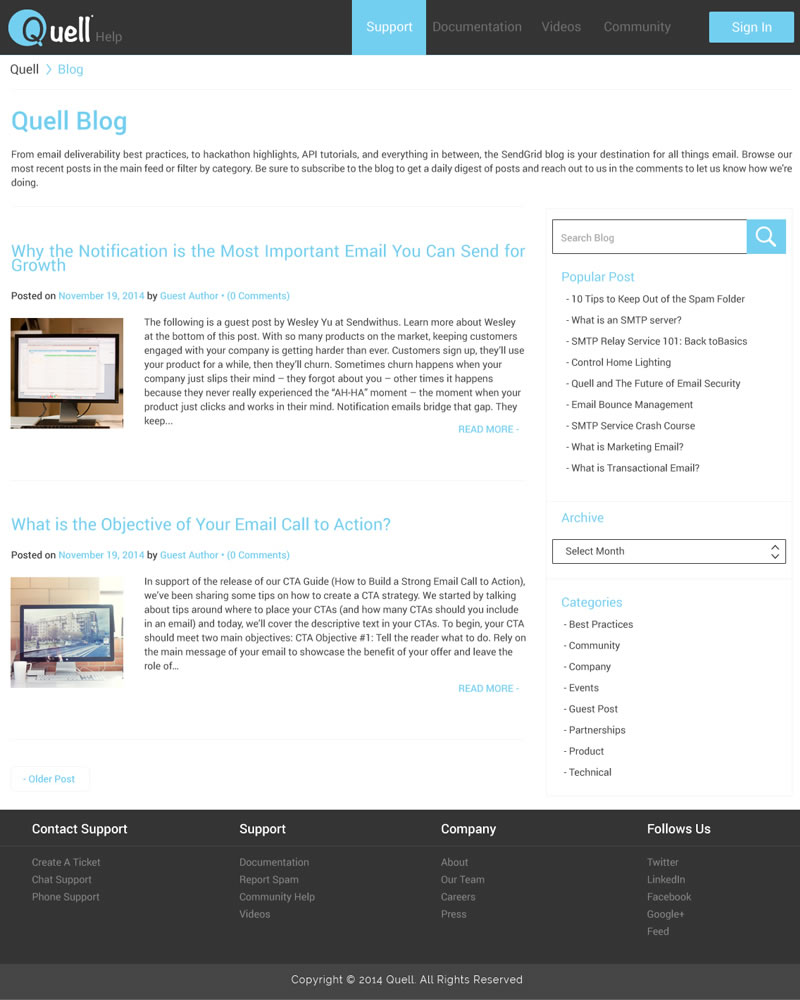 Quell_HTML_Theme_Blog_Page