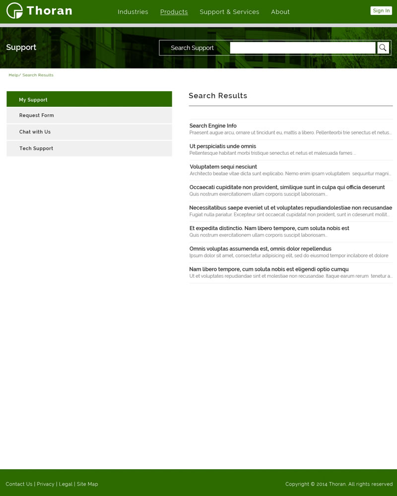 Thoran Zendesk Theme Search_Results Template